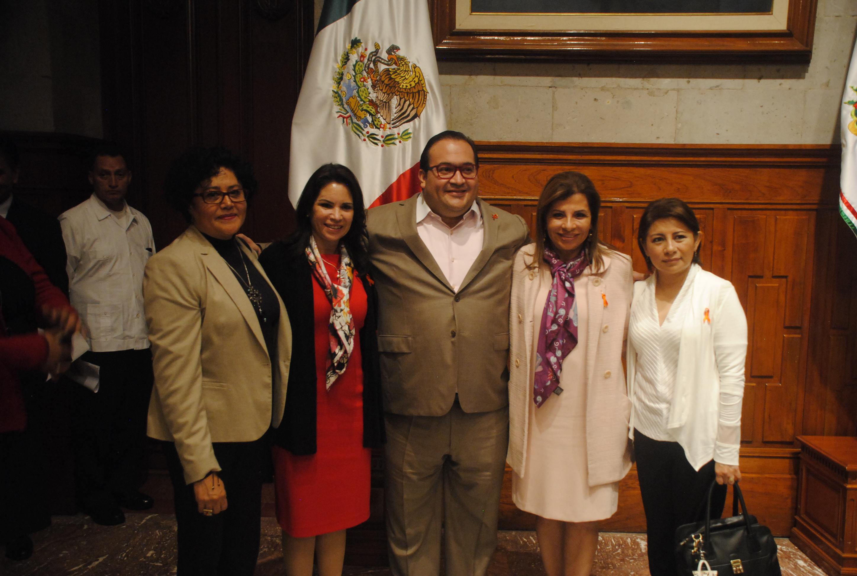 Avanza Veracruz en materia de  Igualdad de Género: Mónica Robles
