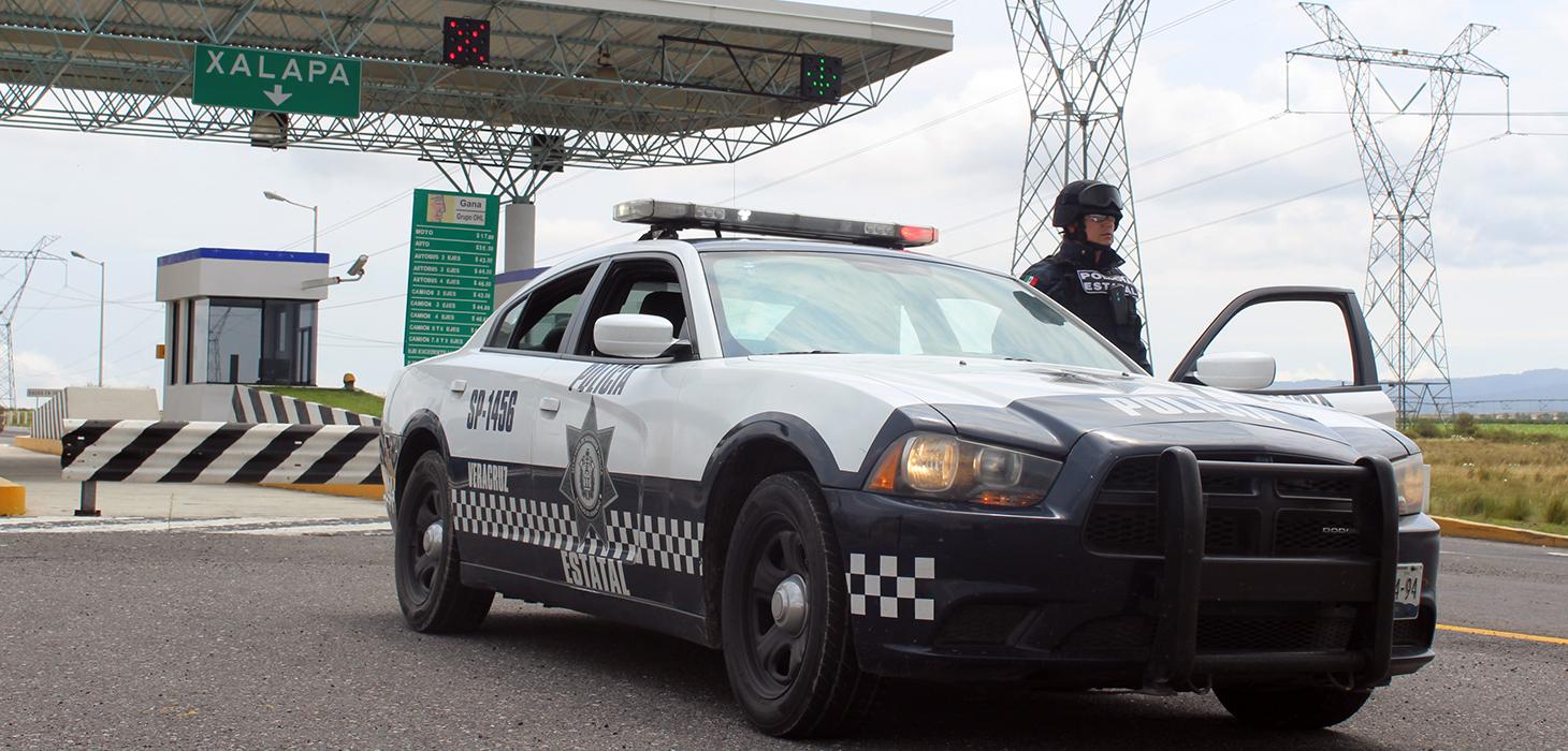 Coadyuva Policía Estatal de Veracruz por fuga de reos en Puebla