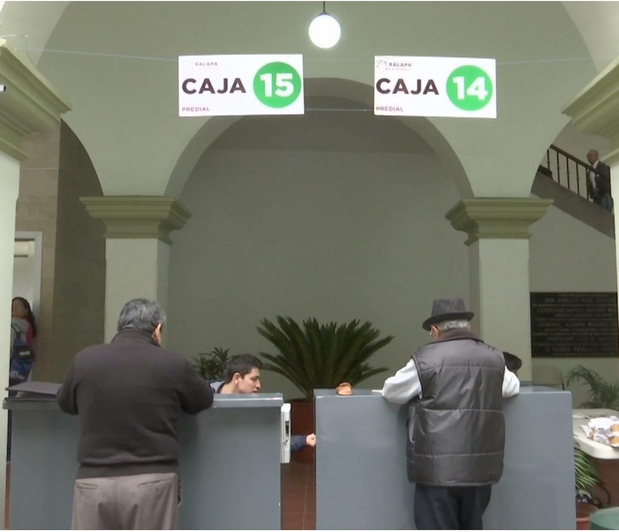 En Xalapa, el ayuntamiento inicia con el cobro del impuesto predial 2017
