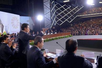 Peña Nieto urge a acelerar aplicación de políticas en seguridad y justicia