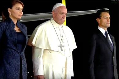 """""""¡No más muerte ni explotación!"""", clama el Papa en la frontera con EUA"""