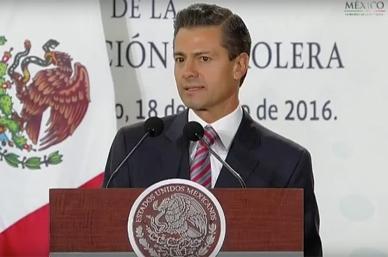 Pemex demostrará su capacidad de convertirse en referente mundial: EPN