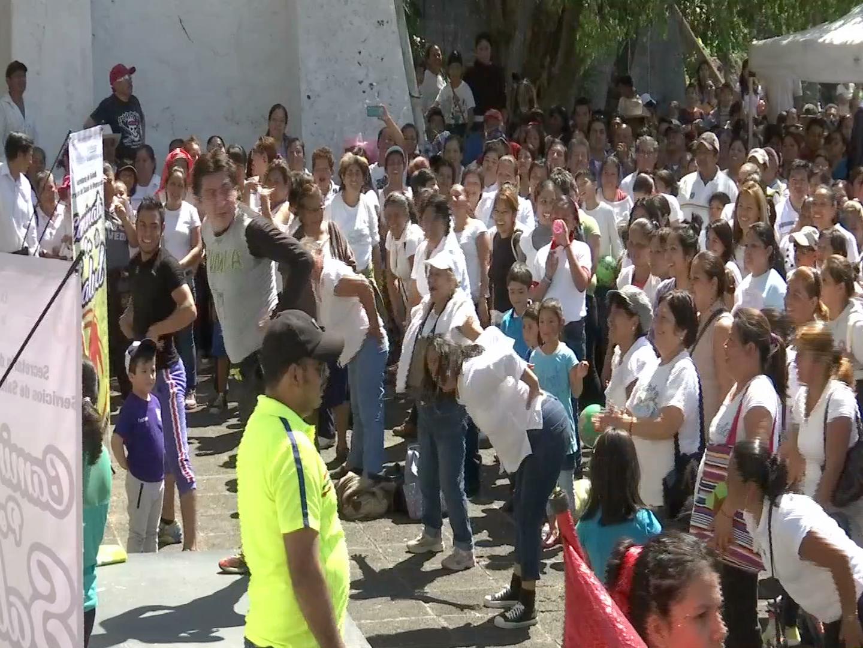 Invitan a carrera y caminata contra la obesidad y la diabetes, en Xalapa