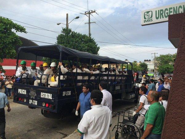 Confirman 30 heridos en explosión del Complejo Pajaritos