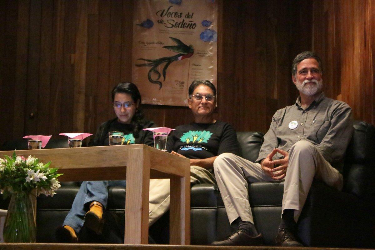 """""""Verde, que te queremos verde"""", último conversatorio de IVEC y RTV"""