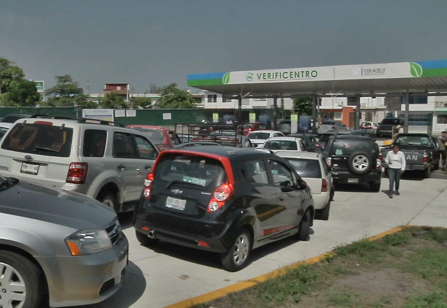 En Veracruz se han recaudado 61 mdp por concepto de verificación vehicular