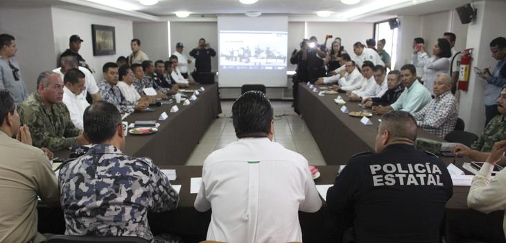 Preparados SSP y autoridades de Blindaje Sur para operativo Verano Seguro