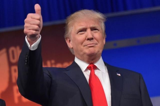 Donald Trump es el candidato republicano a la presidencia de Estados Unidos