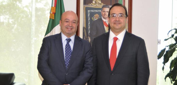 Fortalece Veracruz colaboración con la Federación en materia de seguridad
