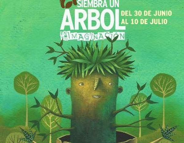 Con éxito concluirá el  Festival  Siembra un Árbol en tu Imaginación
