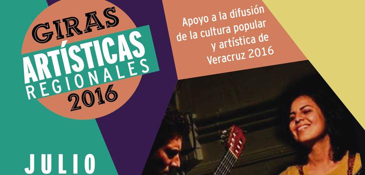 Beneficia IVEC a 72 municipios con giras y talleres artísticos