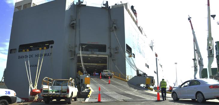 Puertos de Veracruz impulsan exportación de nuestros productos: SEDECOP