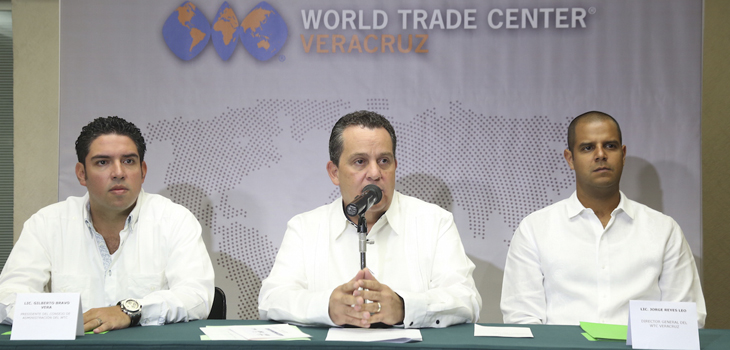 World Trade Center Veracruz no será otorgado al IPE: SECTUR