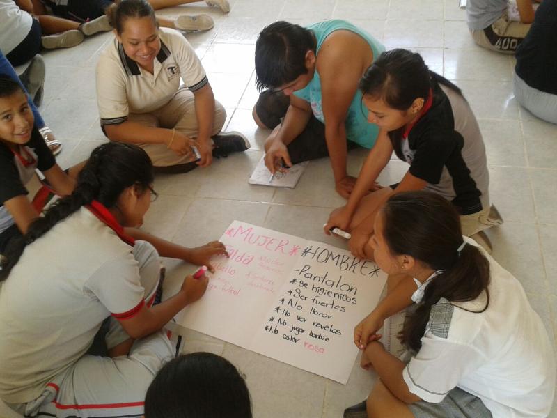 Impulsan en Veracruz estrategia Nacional de Prevención del Embarazo en Adolescentes