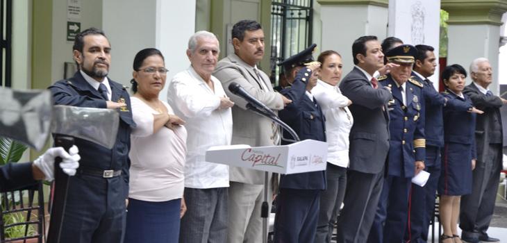 Reconoce Gobierno de Javier Duarte trabajo heroico de los bomberos de Veracruz