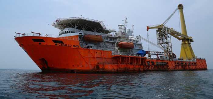 """Por embargo, el """"Caballo Maya"""" seguirá en el puerto de Veracruz"""