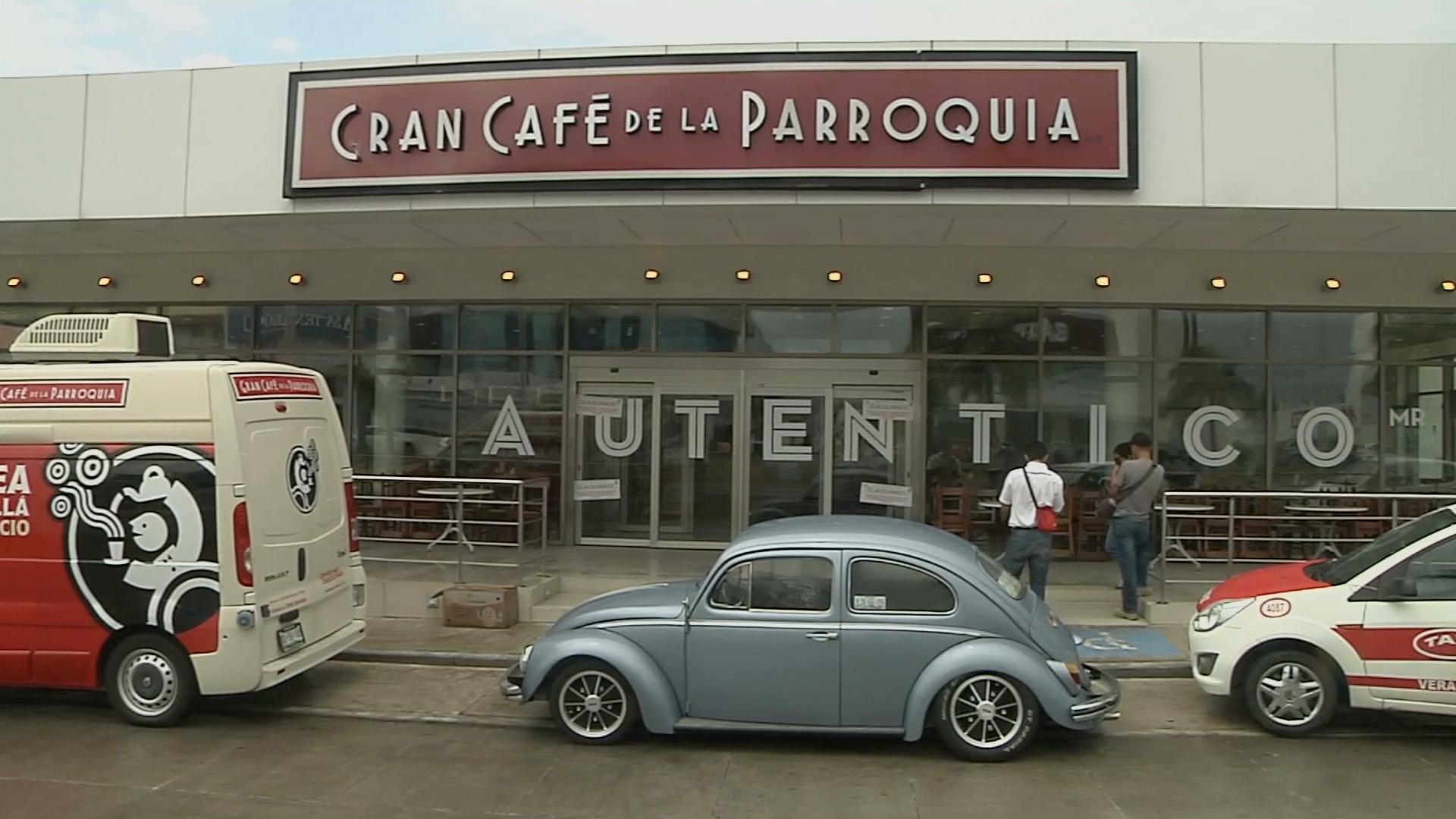 Clausura SAT el Gran Café de La Parroquia