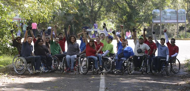 Veracruz desarrolla y emplea modelos de inclusión para personas con discapacidad