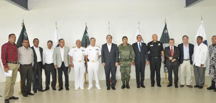 Felicita Javier Duarte a fuerzas del orden por captura de El Cachorro