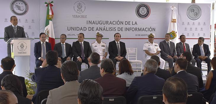 Coordinación entre PGR y FGE Veracruz se ve y se siente: Agencia de Investigación Criminal