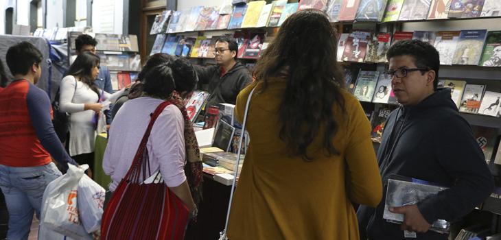 Mayor asistencia a talleres y presentaciones editoriales en la Feria del Libro 2016