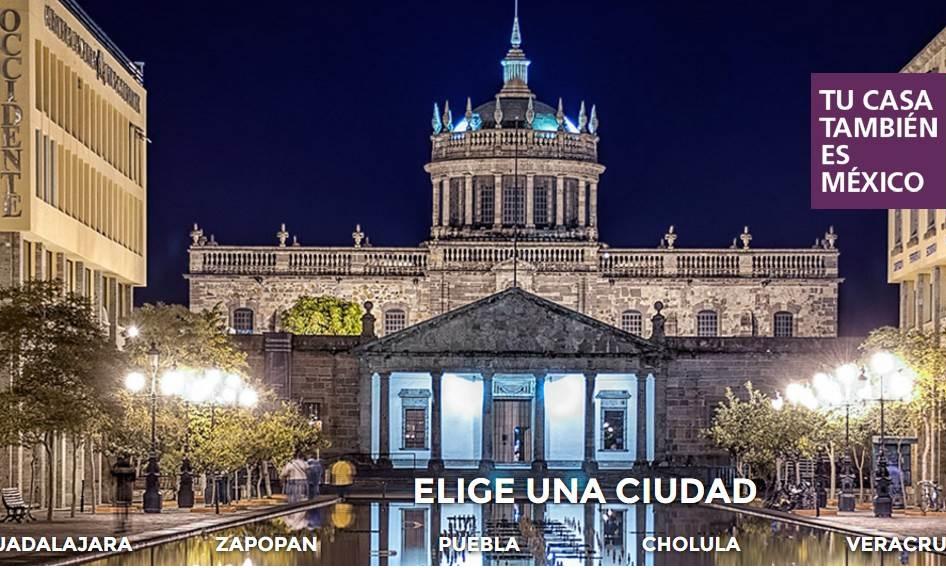 Buscan conservar edificios históricos con Campaña MX Movimiento México