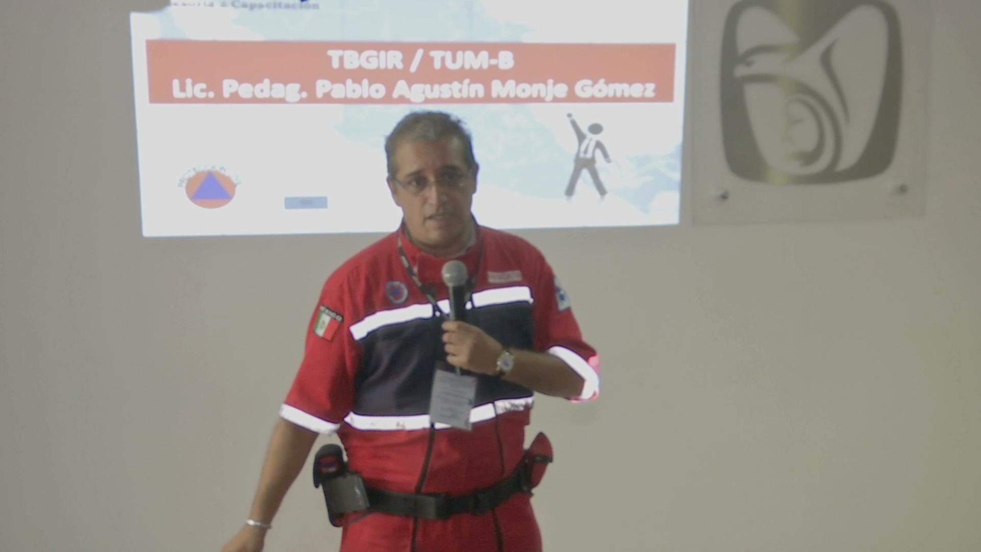Imparten curso-taller de Protección Civil en diferentes unidades del IMSS