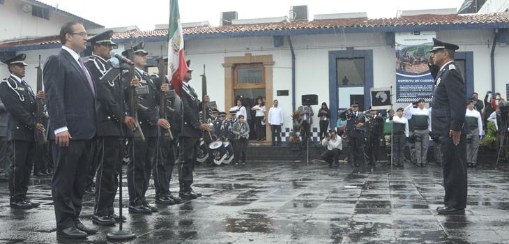 Combatir la delincuencia y reducir la violencia es compromiso de mi gobierno: Javier Duarte