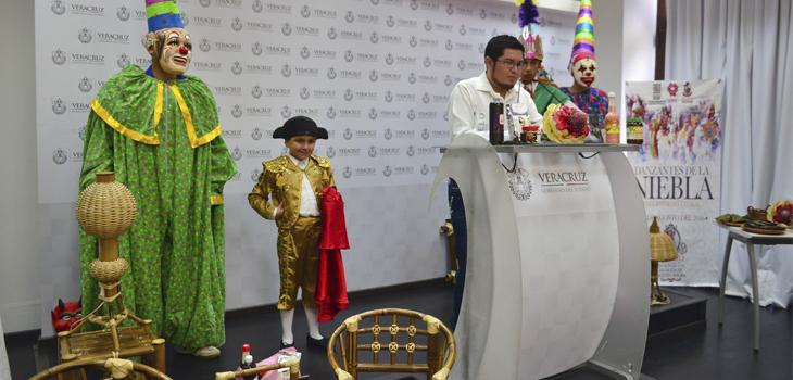 Tradición y color en las fiestas patronales de Teocelo