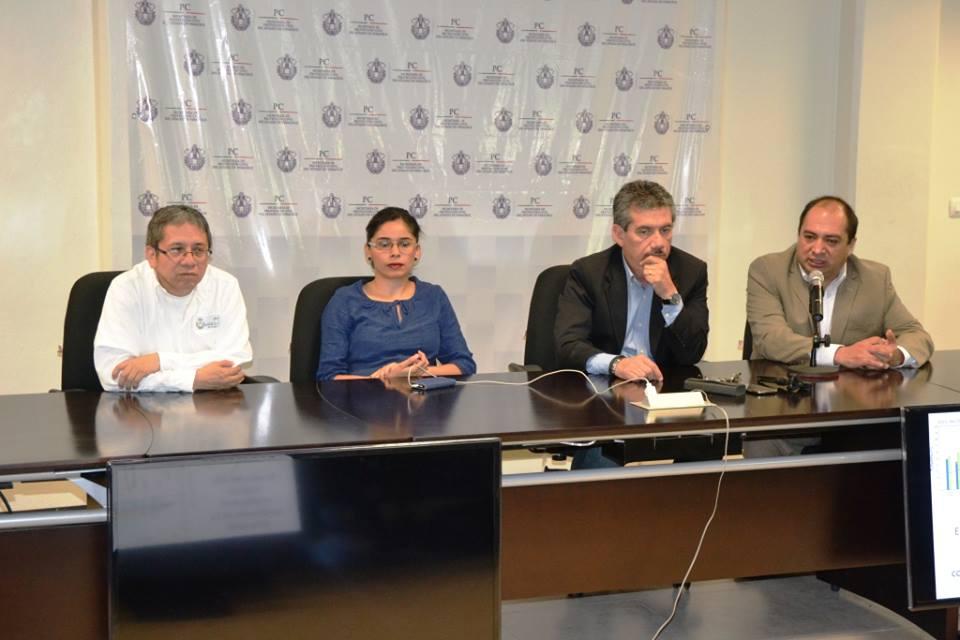Reitera Comité de Meteorología llamado a extremar precauciones