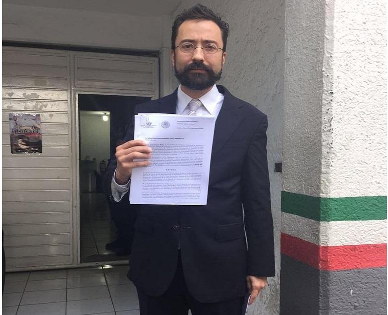 Delegado de la SEP en Veracruz denuncia caso de Tlapacoyan ante MP Federal