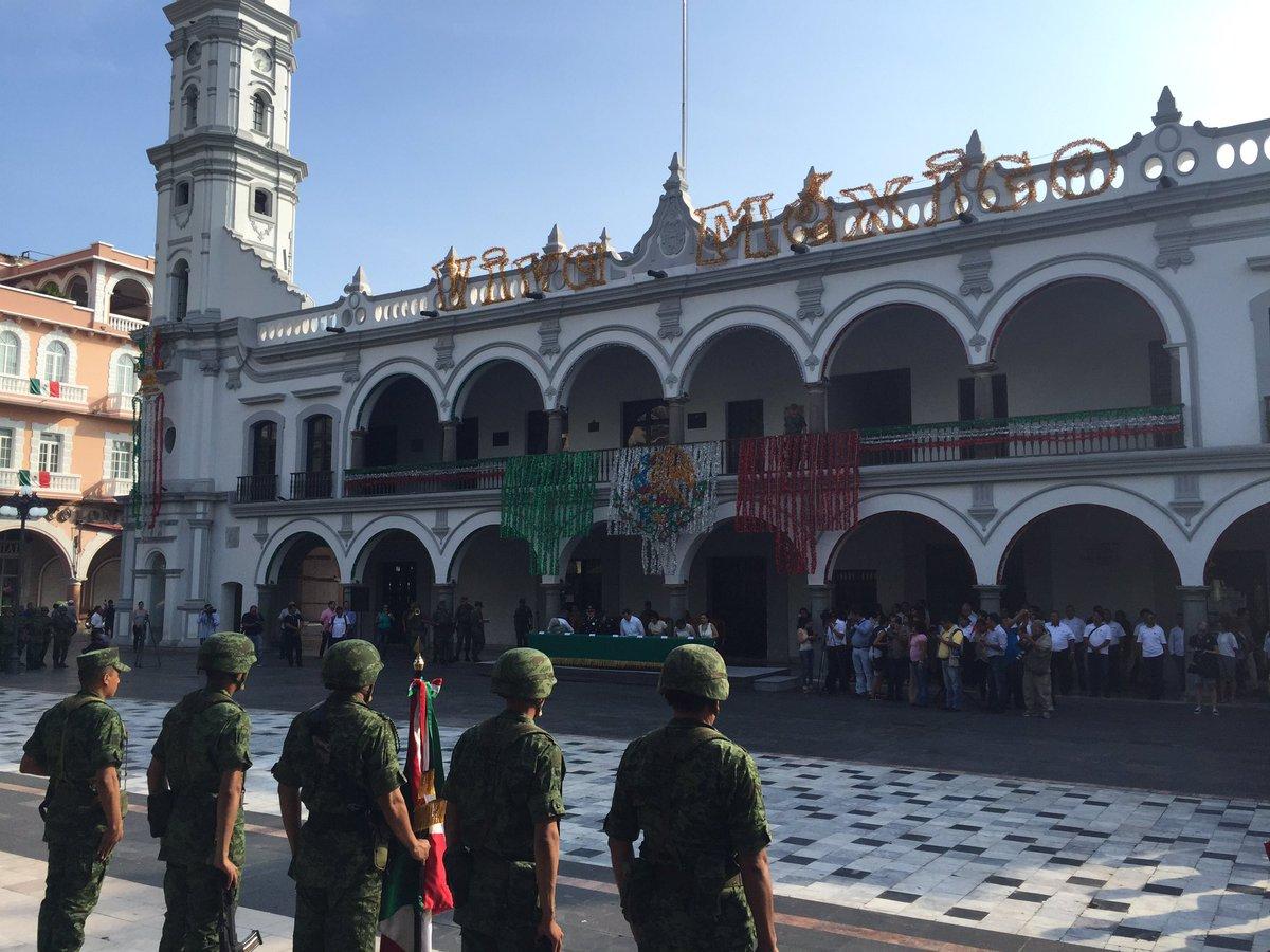 Inauguran actividades para celebrar el 206 aniversario de la Independencia de México