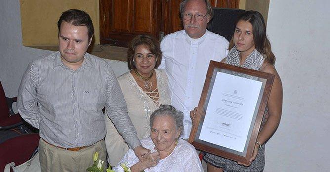 IVEC homenajea a Ida Rodríguez Prampolini