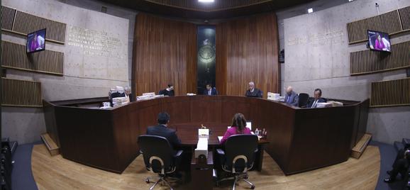 TEPJ sigue analizando impugnaciones a elección de gobernador en Veracruz
