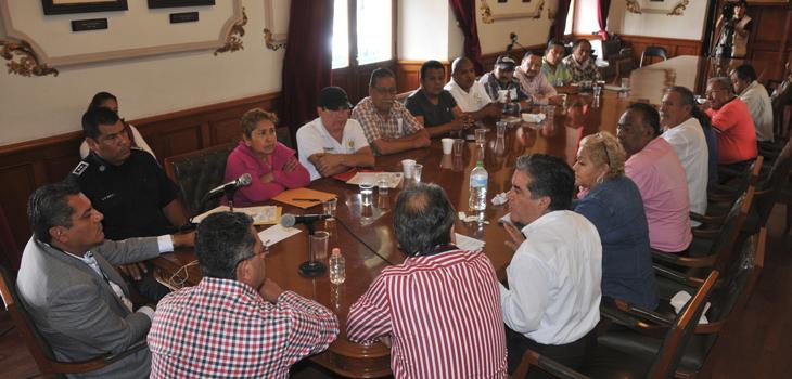 Atenderá Gobierno de Veracruz las necesidades de los transportistas