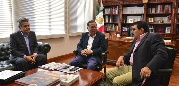 Estrechan coordinación Gobierno de Veracruz y ganaderos del norte del estado