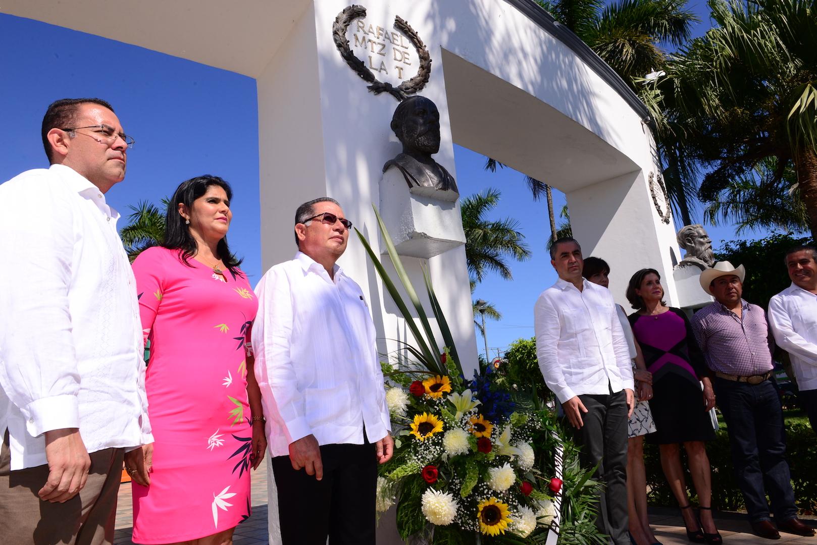 Responsabilidad, constante que marca el desarrollo de Veracruz: Flavino Ríos
