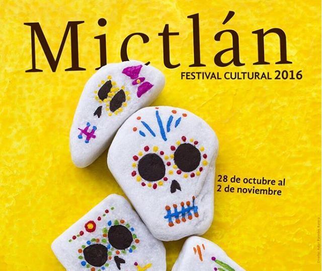 Invitan al Festival Mictlán en Xalapa