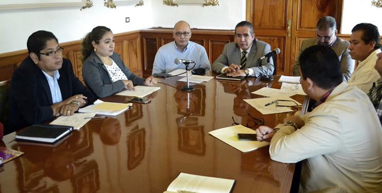 Mantiene SEGOB agenda de atención a los ayuntamientos de Veracruz
