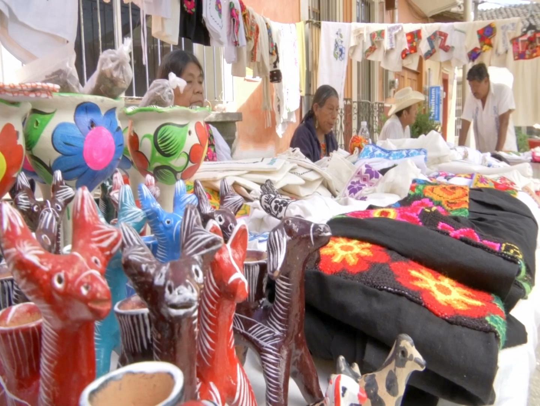 Con Festival Xantolo habitantes de la Huasteca celebran Todos Santos en Xalapa