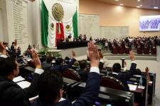 Diputados vota en contra de reducir ediles en el ayuntamiento de Nautla