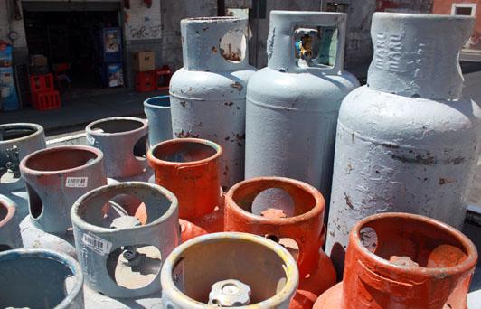 Gas LP también subirá en enero