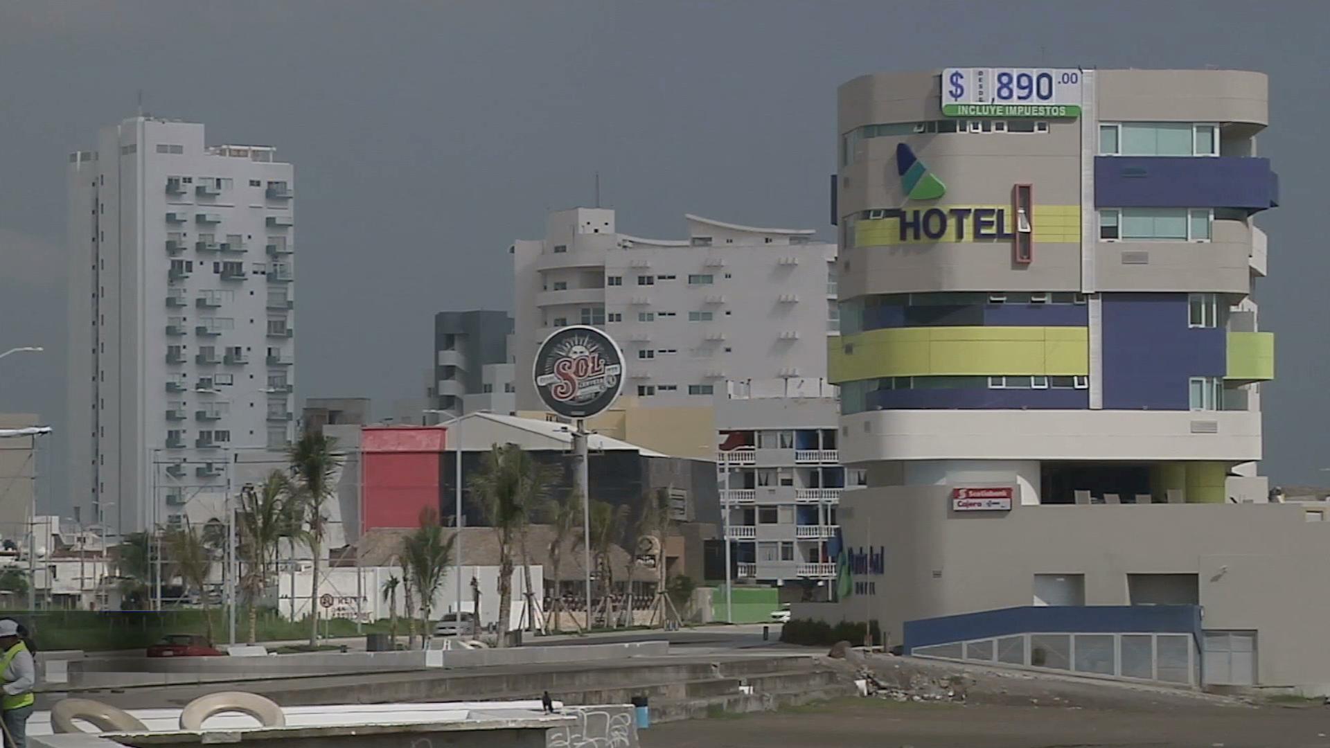Por pandemia, más 200 hoteles cerraron de manera temporal en Veracruz