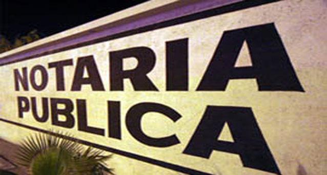Revocan nombramiento de notario público adscrito a Juan Manuel Blanco Gómez
