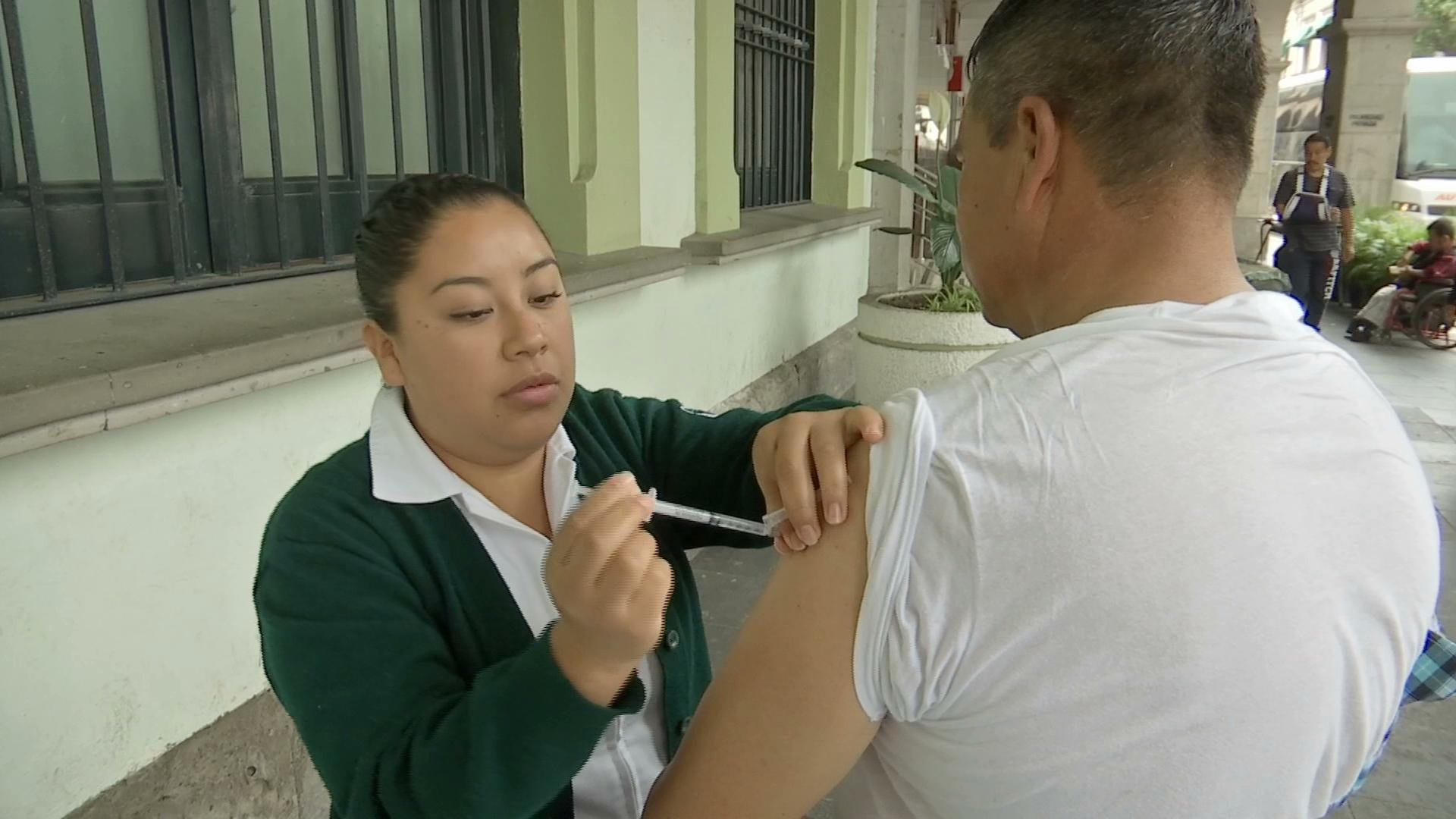 Exhorta PrevenIMSS a vacunarse contra la influenza