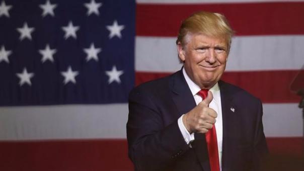 «Primero Estados Unidos»: Trump