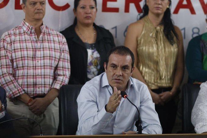 Cuauhtémoc Blanco pide a Juan Carlos Osorio evitar enojarse
