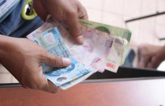 Sector patronal propone ajustar salario mínimo a 92.72 pesos