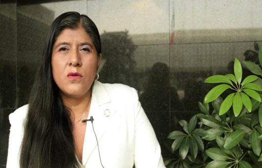 """PRI tiene el """"derecho del pataleo"""" para impugnar la presidencia de Jucopo: Diputada"""