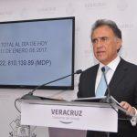 Con los recursos que le quitamos a Duarte haremos la mayor inversión en salud de la historia de Veracruz: Gobernador Yunes